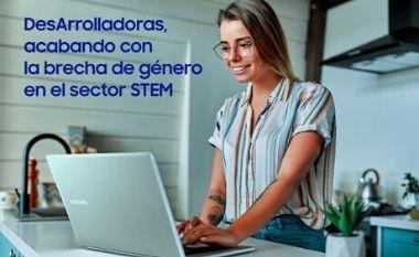 Catedra Feminismos 40 samsung desarrolladoras 2020