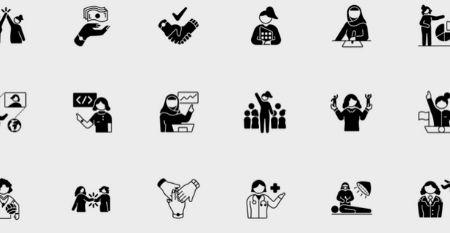 Catedra Feminismos 40 Redefinindo as mulleres The Noun Project