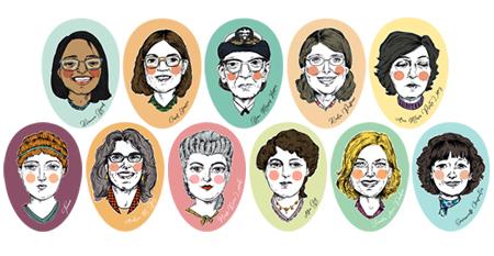 Catedra Feminismos 40 caretas bravx