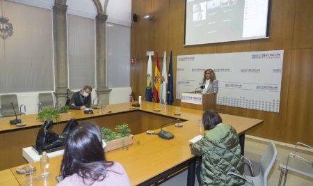La Cátedra Feminismos 4.0 estrena su propia web enmarcada en el compromiso con la igualdad de la Diputación y de la Universidad de Vigo