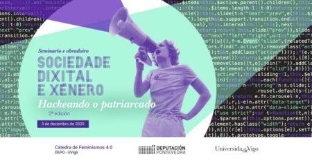 WORKSHOP 2020 Hackeando o patriarcado seminario Catedra