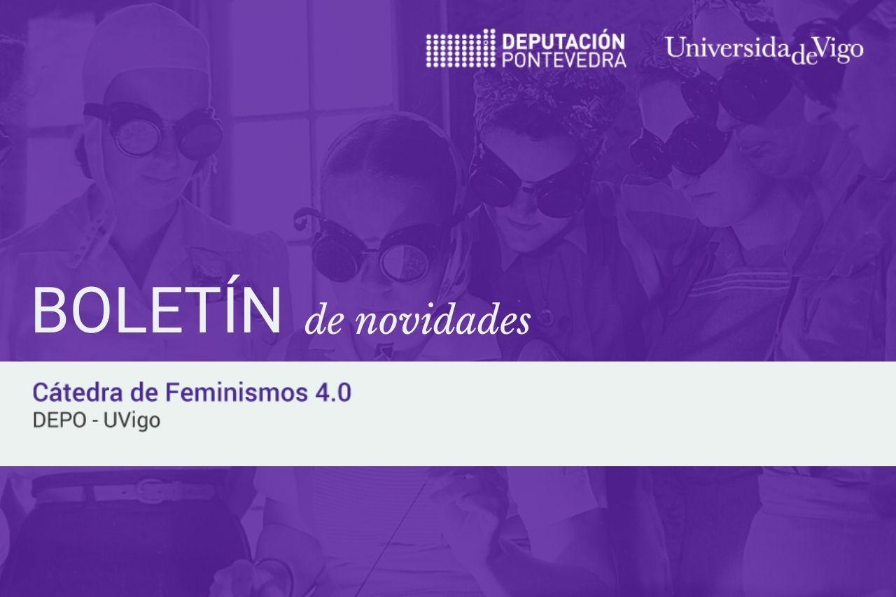 Boletin Catedra Feminismos 40