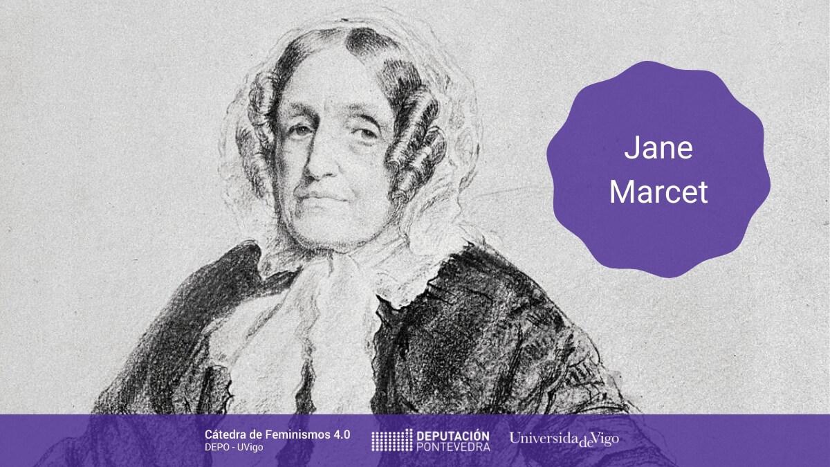 Catedra Feminismos 40 Mulleres Na Ciencia Jane Marcet