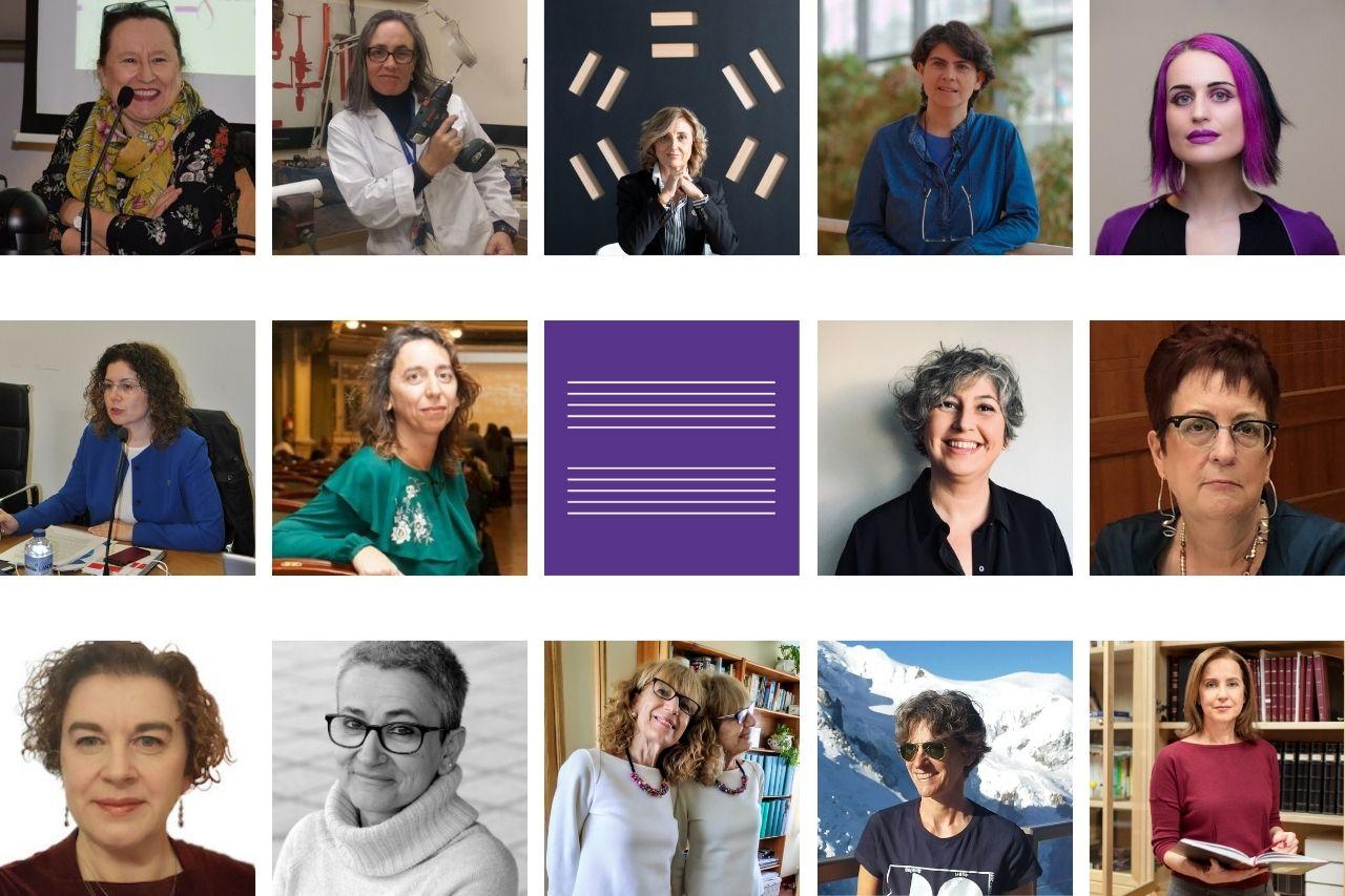 Catedra Feminismos Comite de sabias composicion