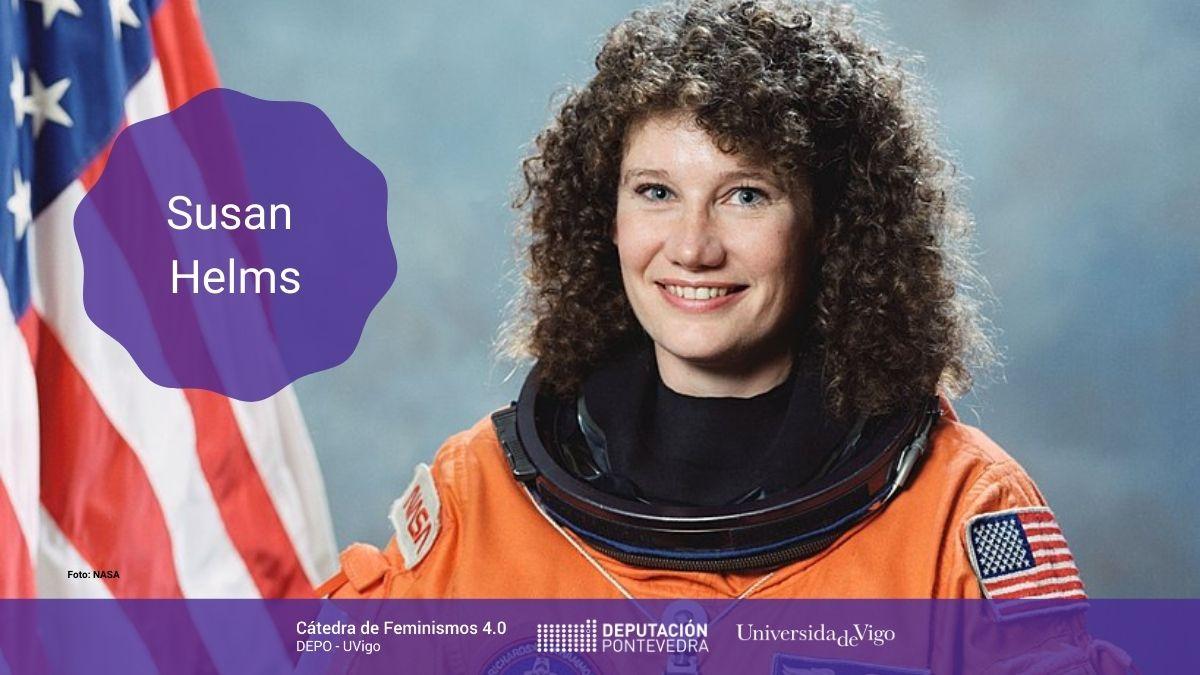 Catedra Feminismos 40 Mulleres Na Ciencia Susan Helms