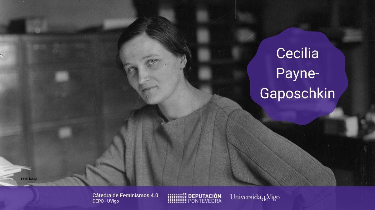 Mulleres Na Ciencia Cecilia Payne-Gaposchkin