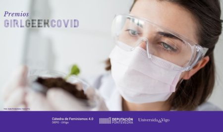 A Cátedra de Feminismos 4.0 DEPO-UVigo lanza unha nova edición dos Premios GirlGeekCovid